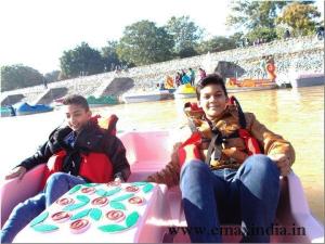 Masti in Chandighar