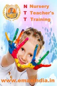 Nursury teacher training book E-book by E-max