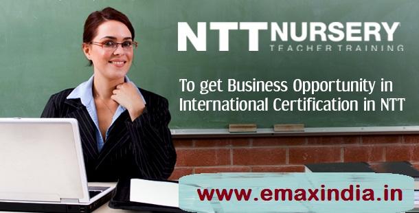 how to open nursery teacher training institute ntt